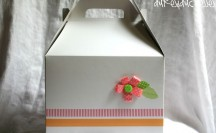 Washi Tape Gift Box #washi #washitape
