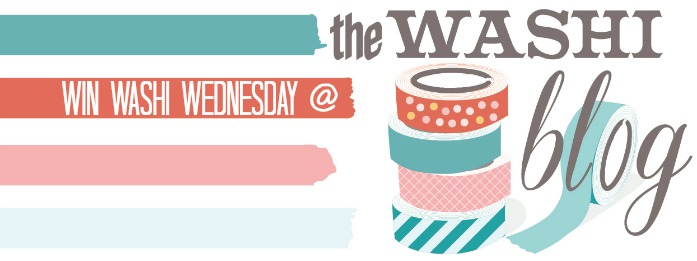 Win Washi Wednesday at thewashiblog.com