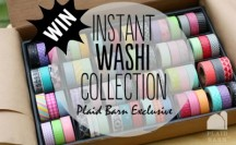 instant washi blog giveaway