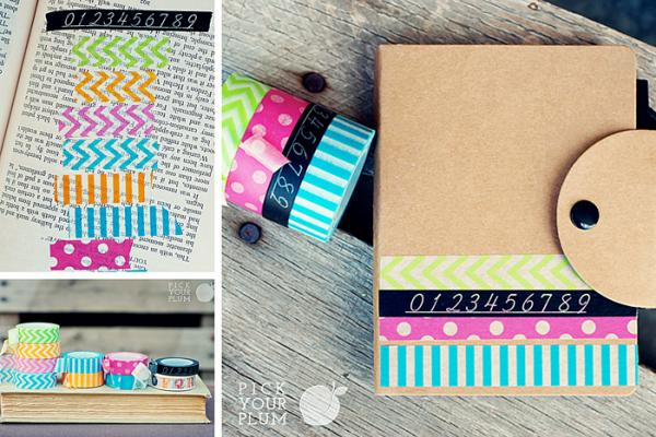 Pick Your Plum Washi Sale - Washi Tape at 70% Off!
