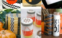 Halloween Washi Tape Ideas | #halloween #washi #washitape