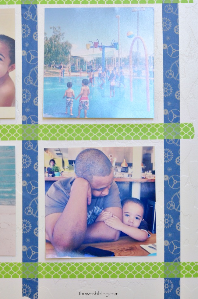 So many fun ways to use washi tape with pictures!